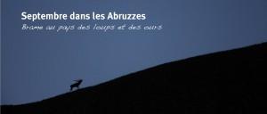 voyage - septembre dans les Abruzzes