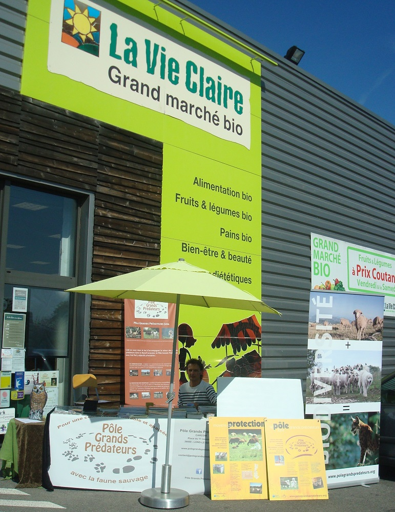 bilan de l exp dition sudiste du p le grands pr dateurs On la vie claire salon de provence
